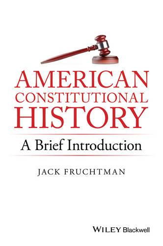 American Constitutional History: A Brief Introduction (Paperback)