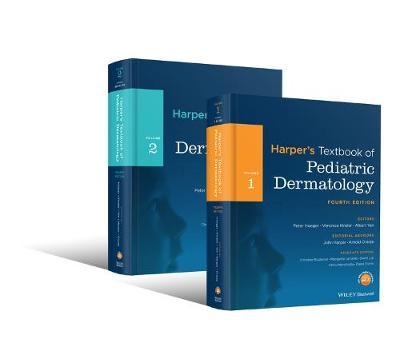 Harper's Textbook of Pediatric Dermatology, 2 Volume Set (Hardback)