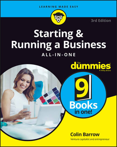 Starting and Running a Business All-in-One For Dummies (Paperback)
