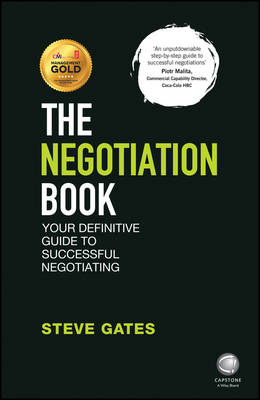 The Negotiation Book: Your Definitive Guide to Successful Negotiating (Paperback)