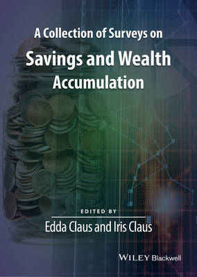 A Collection of Surveys on Savings and Wealth Accumulation - Surveys of Recent Research in Economics (Paperback)