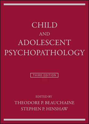 Child and Adolescent Psychopathology (Hardback)