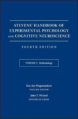 Stevens' Handbook of Experimental Psychology and Cognitive Neuroscience: Methodology (Hardback)