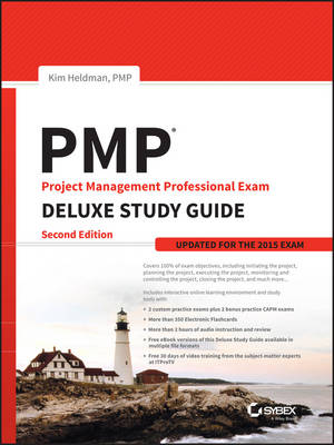 PMP Project Management Professional Exam Deluxe Study Guide: Updated for the 2015 Exam (Hardback)