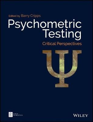 Psychometric Testing: Critical Perspectives (Paperback)