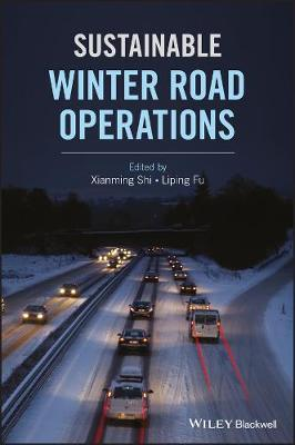 Sustainable Winter Road Operations (Hardback)