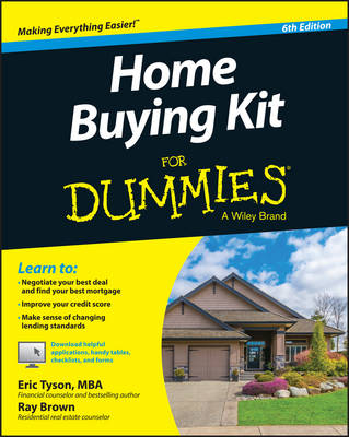 Home Buying Kit for Dummies, 6th Edition (Paperback)