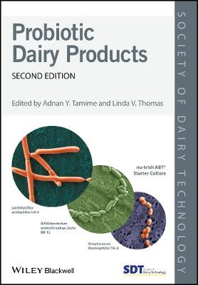Cover Probiotic Dairy Products - Society of Dairy Technology