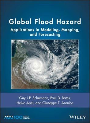 Global Flood Hazard: Applications in Modeling, Mapping and Forecasting - Geophysical Monograph Series (Hardback)