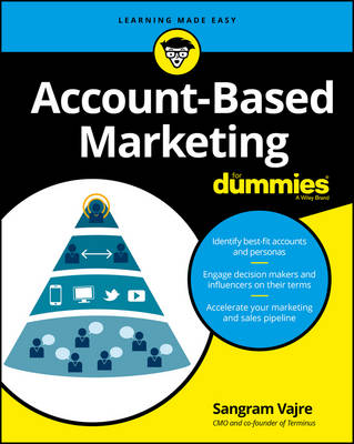 Account-based Marketing for Dummies (Paperback)
