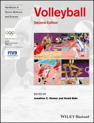Handbook of Sports Medicine and Science: Volleyball - Olympic Handbook of Sports Medicine (Paperback)