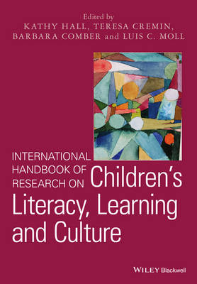 International Handbook of Research on Children's Literacy, Learning and Culture (Paperback)