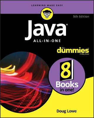 Java All-in-One For Dummies (Paperback)