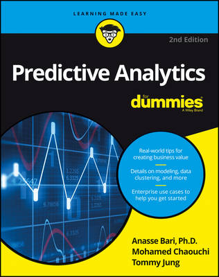 Predictive Analytics for Dummies, 2nd Edition (Paperback)