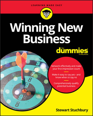 Winning New Business for Dummies (Paperback)