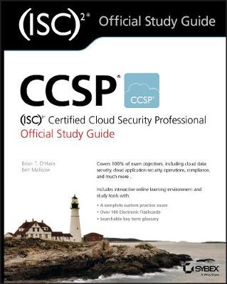 CCSP (ISC)2 Certified Cloud Security Professional Official Study Guide (Paperback)