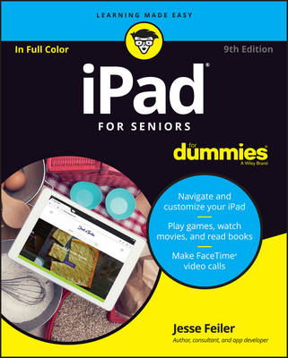 Ipad for Seniors for Dummies, 9th Edition (Paperback)