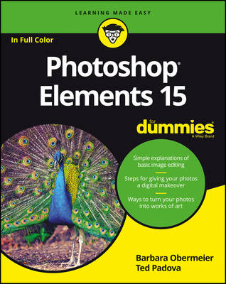Photoshop Elements 15 For Dummies (Paperback)