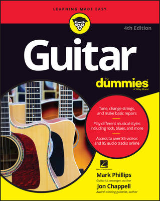 Guitar For Dummies (Paperback)