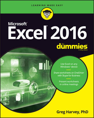 dummies guide to excel