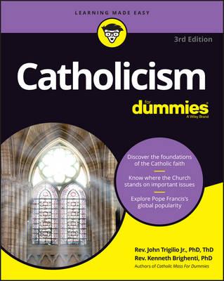 Catholicism For Dummies (Paperback)