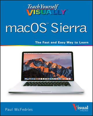 Teach Yourself Visually Macos Sierra (Paperback)