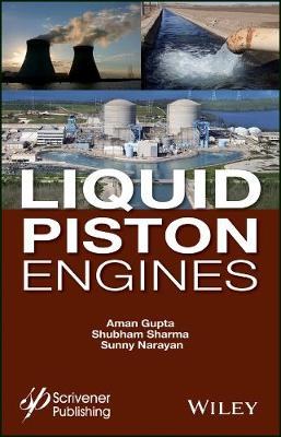 Liquid Piston Engines (Hardback)