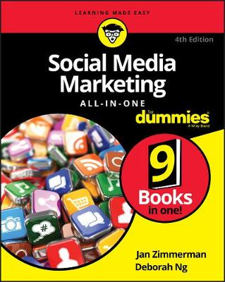 Social Media Marketing All-in-One For Dummies (Paperback)