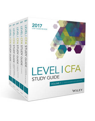 Wiley Study Guide for 2017 Level I Cfa Exam: Complete Set (Paperback)