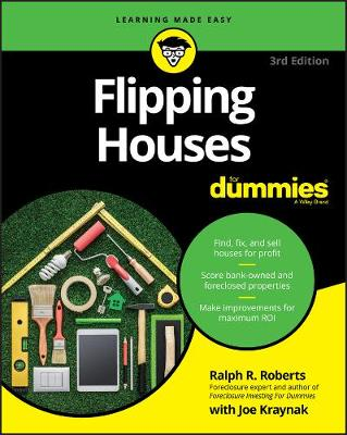 Flipping Houses For Dummies (Paperback)