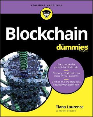 Blockchain For Dummies (Paperback)