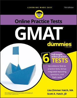 GMAT For Dummies (Paperback)