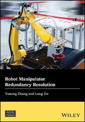 Cover Robot Manipulator Redundancy Resolution - Wiley-ASME Press Series