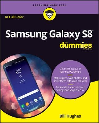 Samsung Galaxy S8 For Dummies (Paperback)