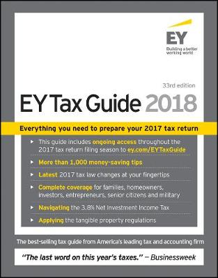 Ernst & Young Tax Guide 2018 (Paperback)