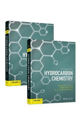 Hydrocarbon Chemistry: 2 Volume Set (Hardback)