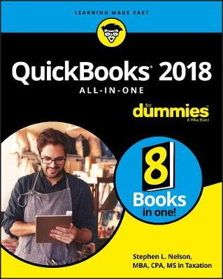 QuickBooks 2018 All-in-One For Dummies (Paperback)