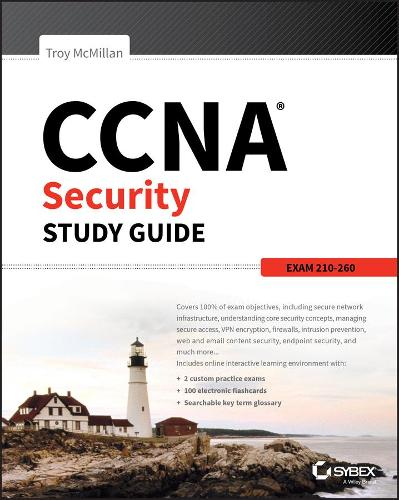 CCNA Security Study Guide: Exam 210-260 (Paperback)