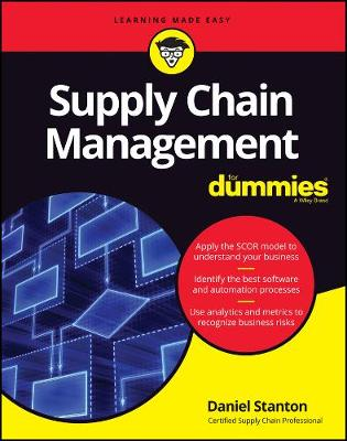 Supply Chain Management For Dummies (Paperback)