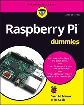 Raspberry Pi For Dummies (Paperback)