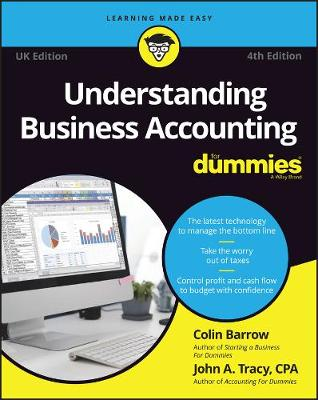 Understanding Business Accounting For Dummies - UK (Paperback)