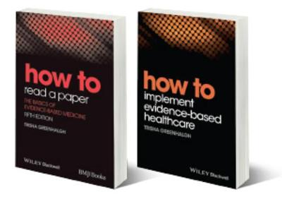 How to Implement Evidence-Based Healthcare Set - How To (Paperback)