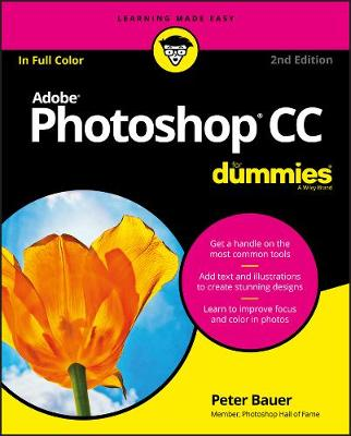 Adobe Photoshop CC For Dummies (Paperback)