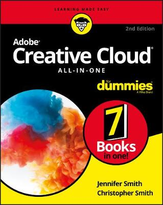 Adobe Creative Cloud All-in-One For Dummies (Paperback)