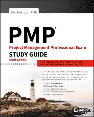 PMP (R). Project Management Professional Exam Study Guide (Paperback)