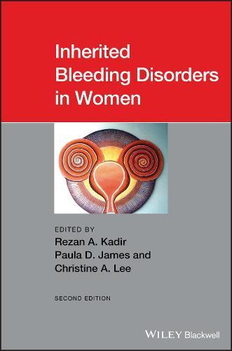 Inherited Bleeding Disorders in Women (Hardback)