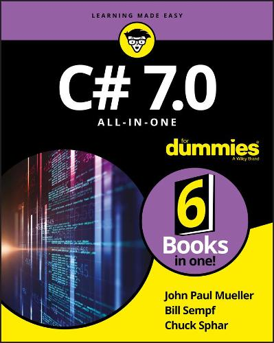 C# 7.0 All-in-One For Dummies (Paperback)