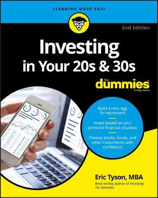 Investing in Your 20s and 30s For Dummies (Paperback)