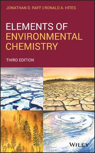 Elements of Environmental Chemistry (Hardback)