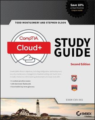 CompTIA Cloud+ Study Guide: Exam CV0-002 (Paperback)